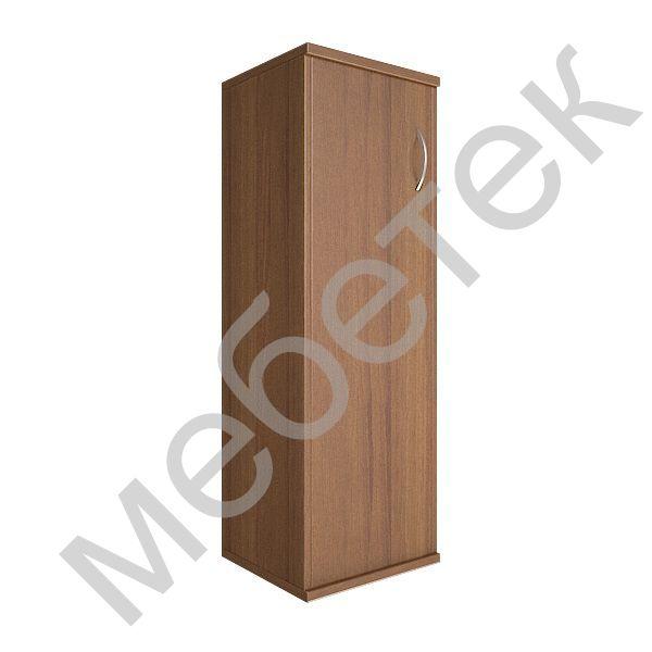 Шкаф средний узкий левый (1 средняя дверь ЛДСП)