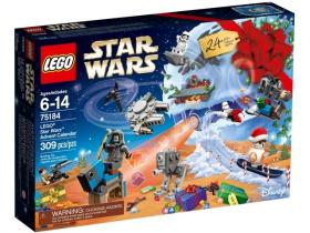 75184 Лего Новогодний календарь 2017
