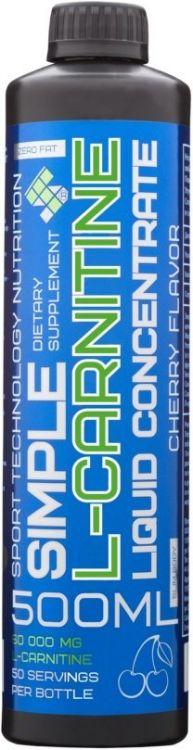 L-Carnitine simple 60000 мг 500 мл (Спортивные технологии) 50 порций