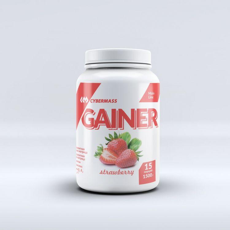 Gainer 1,5 kg от CYBERMASS