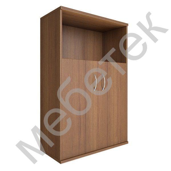 Шкаф средний широкий (2 низкие двери ЛДСП)