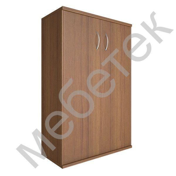 Шкаф средний широкий (2 средние двери ЛДСП)