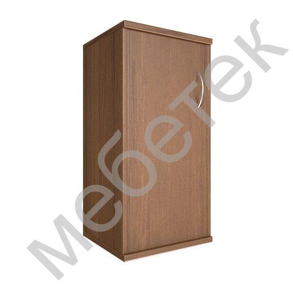 Шкаф низкий узкий левый (1 низкая дверь ЛДСП)