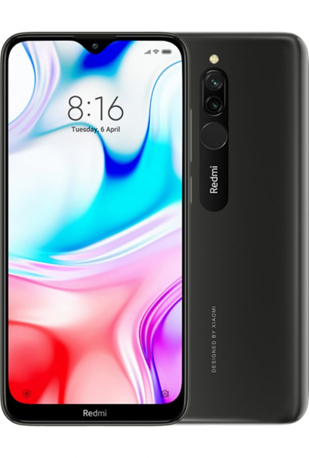 Xiaomi Redmi 8 Gray 64Gb