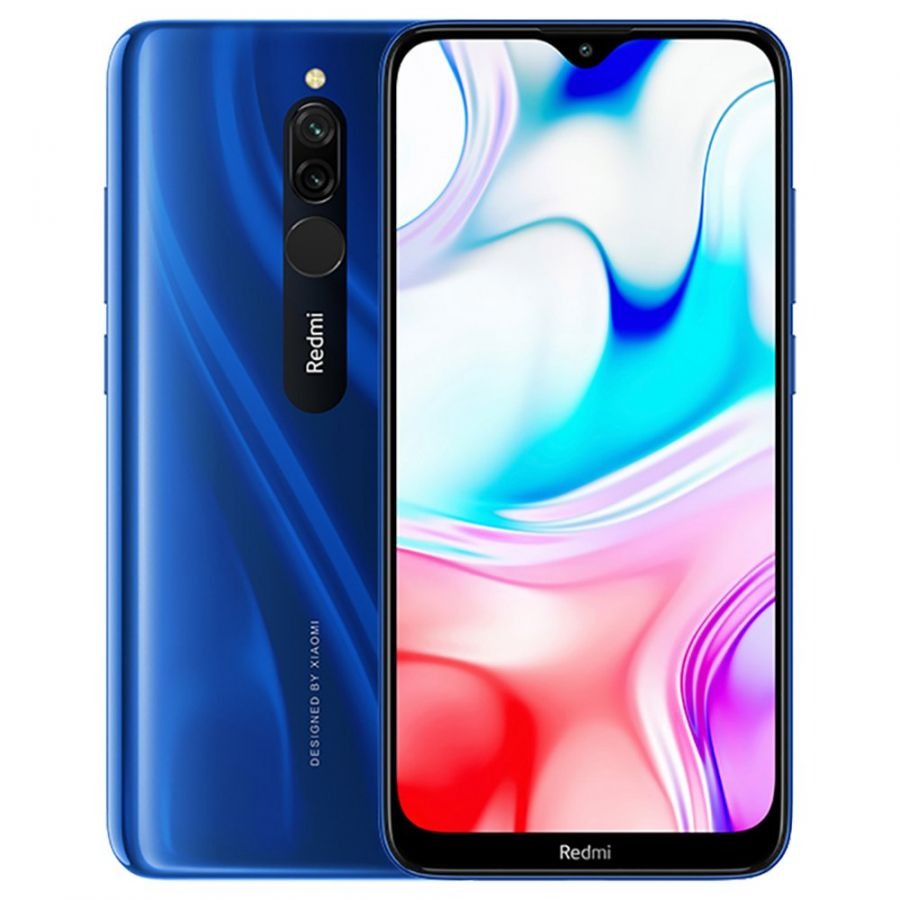 Xiaomi Redmi 8 Blue 64Gb