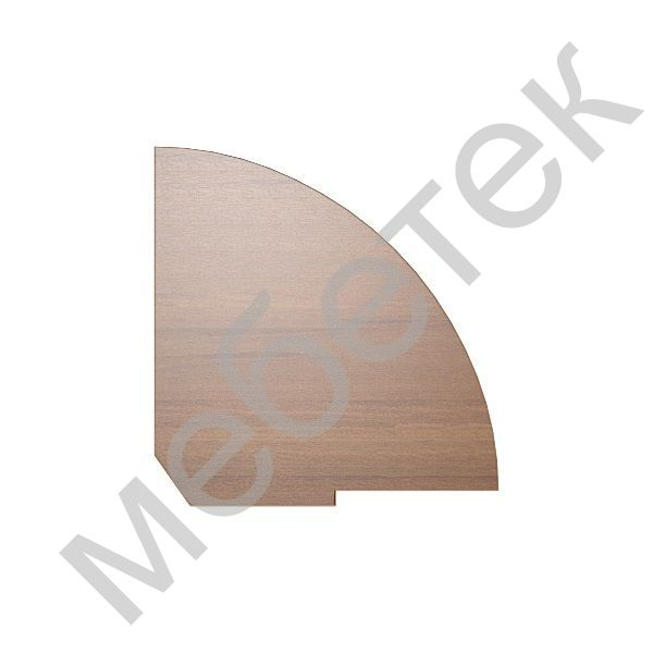Полка для стойки угловой (завершающий элемент)