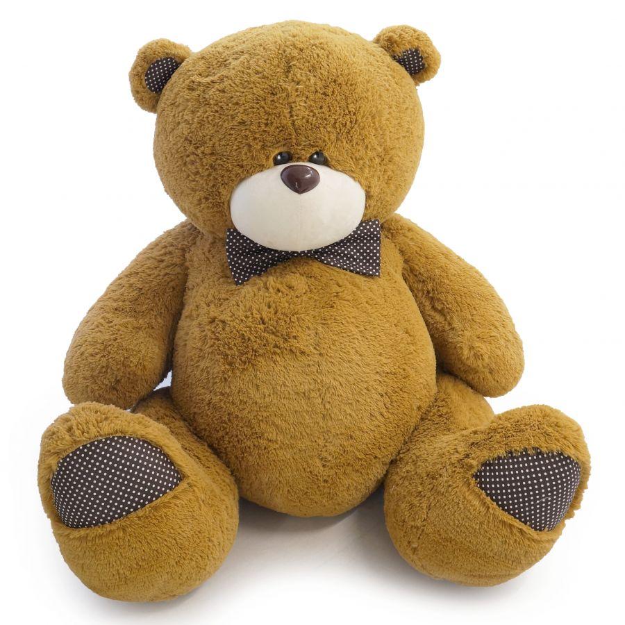 Мишка Тимми 140см Шоколадный