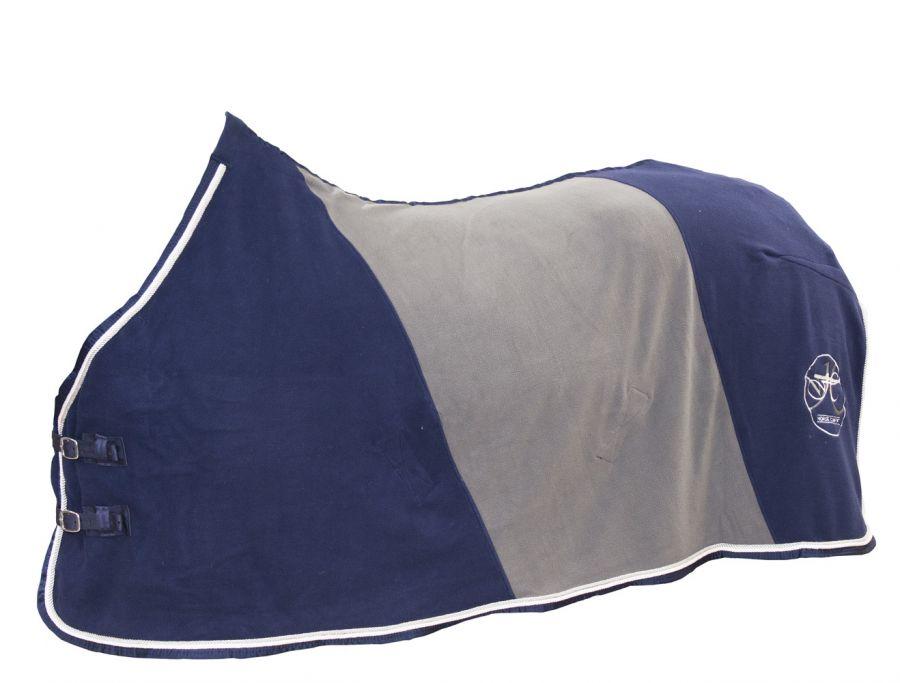 Флисовая попона Horse Comfort. Мягкий флис 600 г/м Новый цвет