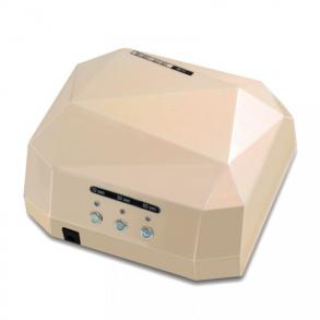 Лампа для сушки гель-лаков Dimond CCFL/LED 36W (белая)
