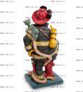 """Фигурка пожарный 84010 """"The Fire Fighter. Forchino"""""""
