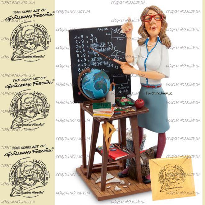 """Фигурка учитель 85531 """"The Teacher. Forchino"""""""