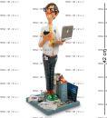 "Фигурка программист 85530 ""The Computer Expert. Forchino"""