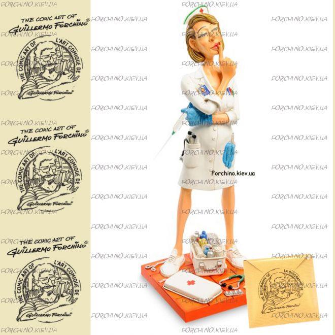 """Фигурка медсестра 85544 """"The Nurse. Forchino"""""""