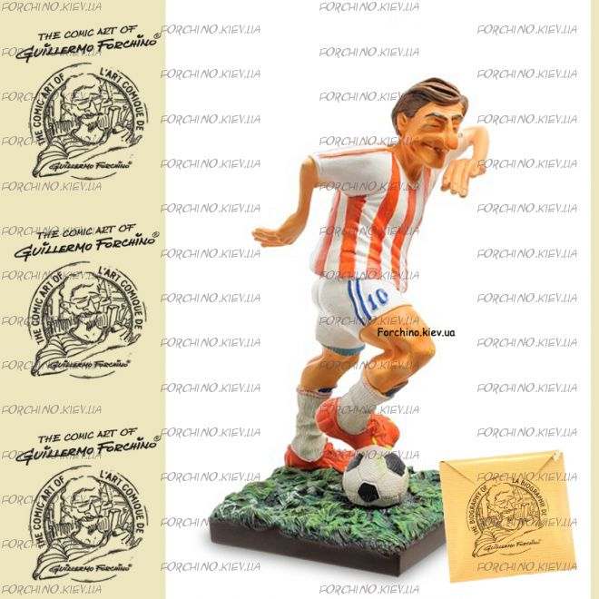 "Фигурка футболист 84013 ""The Football Player. Forchino"""
