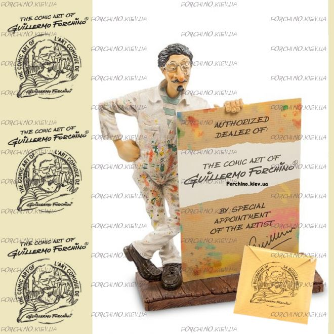 "Фигурка мистер Форчино 85801 ""Forchino Figurine"""
