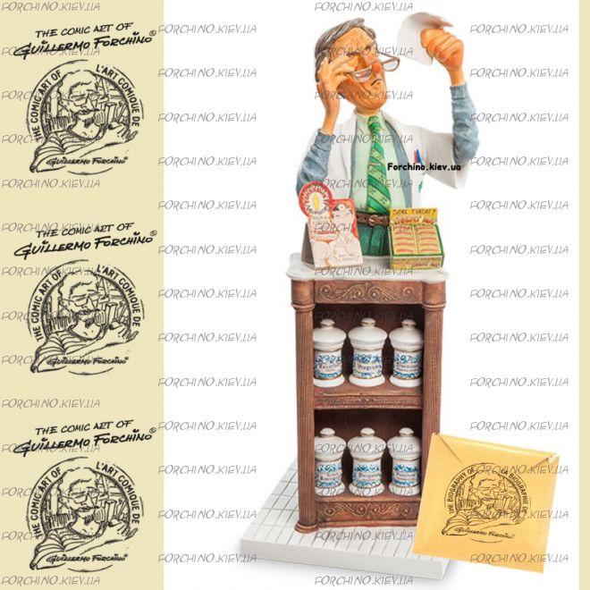 """Фигурка фармацевт 85521 """"The Pharmacist. Forchino"""""""