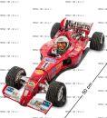 "Машина гонщик 85054 ""The Champion. Forchino"""