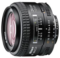 Nikon 24mm f/2.8D AF Nikkor