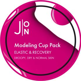 J:ON ELASTIC & RECOVERY MODELING PACK 18g -  Альгинатная маска ЭЛАСТИЧНОСТЬ И ВОССТАНОВЛЕНИЕ
