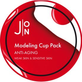 J:ON ANTI-AGING MODELING PACK 18g- Альгинатная маска с женшенем