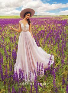"""Свадебное платье """"Lola"""" от Татьяны Каплун"""