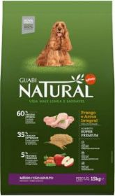 Guabi Natural д/взрослых собак средних пород