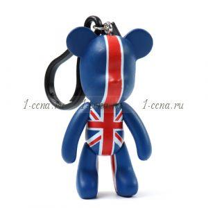 Брелок STYLE Британия синий