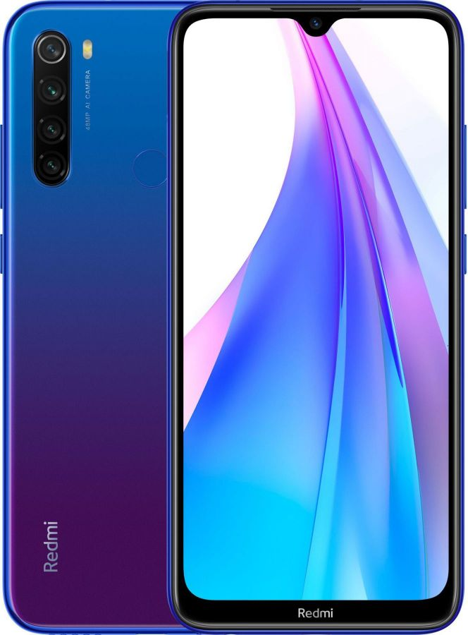 Xiaomi Redmi Note 8T 32Gb Blue