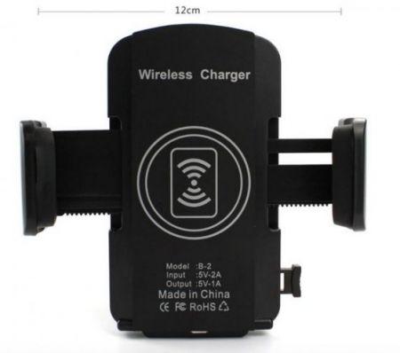Беспроводная зарядка Wireless Charger для авто