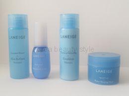 Laneige 4  miniset Laneige Water Sleeping Mask - - набор из 4 средств для ухода за кожей в формате  миниатюр  от  Laneige с  легендарной  ночной увлажняющей маской  от Laneige (15 мл)