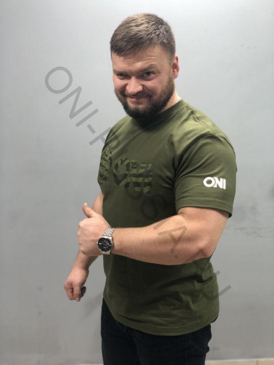 Футболка ONI ALL Grip T-shirt