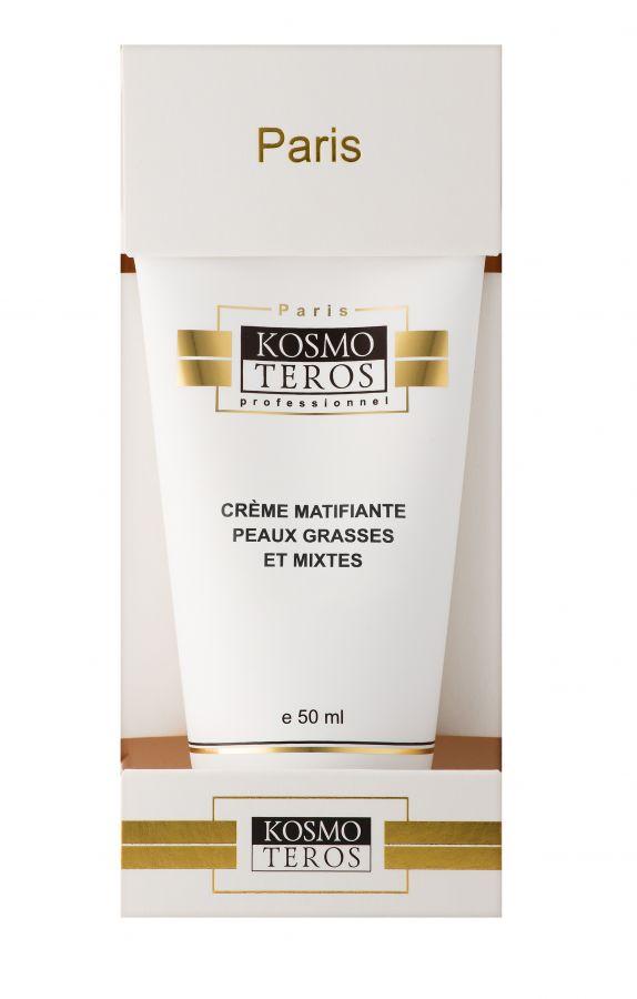Крем для жирной и комбинированной кожи с матирующим эффектом (50 мл)