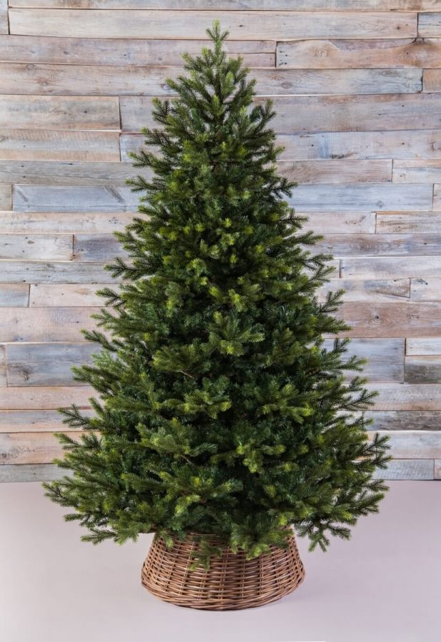 Искусственная елка Датская 230 см зеленая
