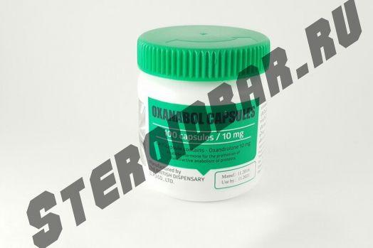 Дигидротестостерон ( Оксанабол )