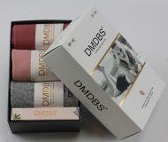 Люкс носки женские в коробке + МЫЛО в подарок №BF92