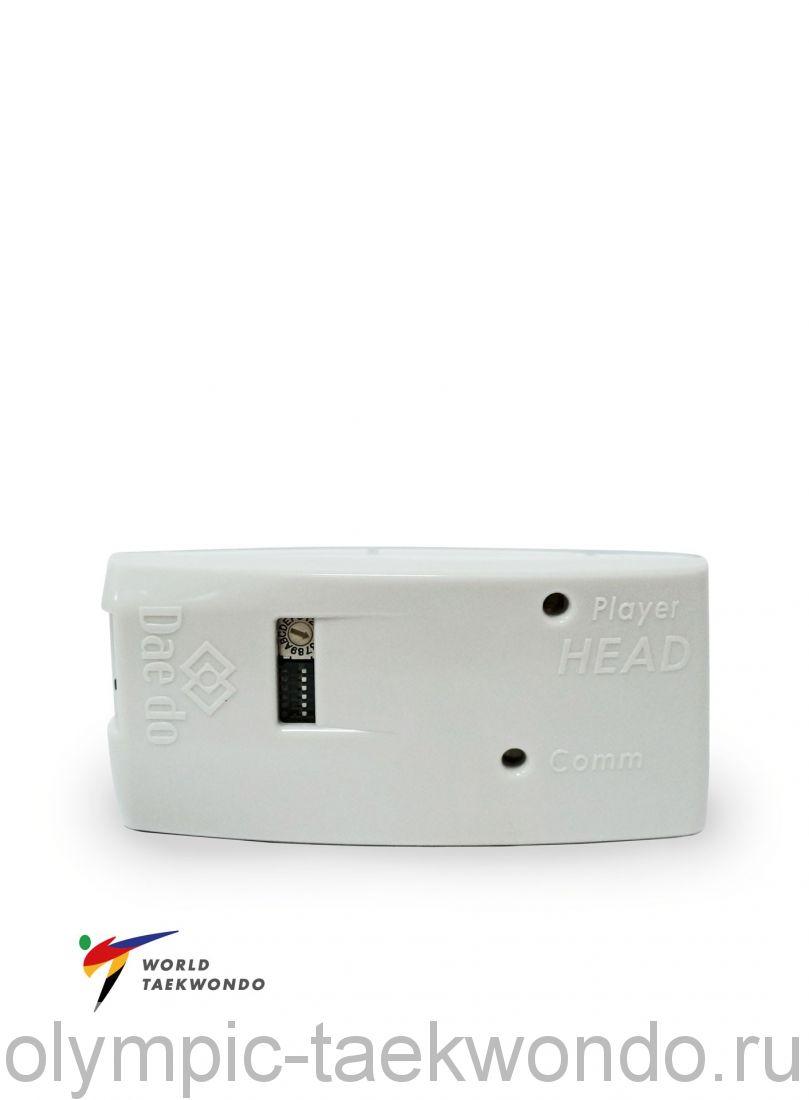 Daedo трансмиттер (передатчик) Gen2 TK-Strike для шлема (HEAD)