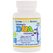 CGN DHA omega-3 ДЕТСКИЕ 180 мягких капсул