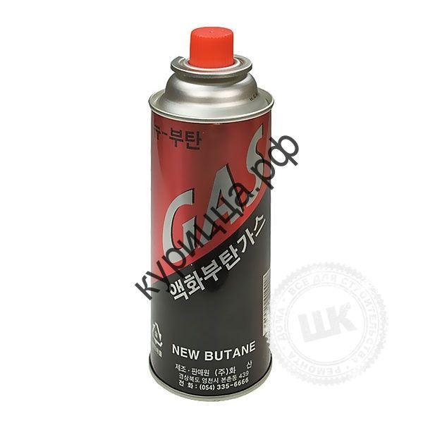 """Газ для портативных газовых плит """"GAS"""" 220гр."""
