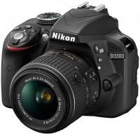 Nikon D3300 kit 18-105 VR (рст)