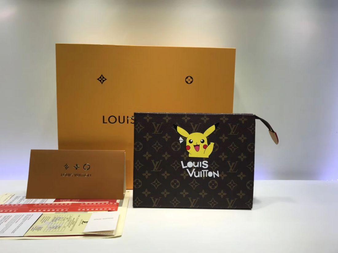 Папка Louis Vuitton Monogram 26 cm