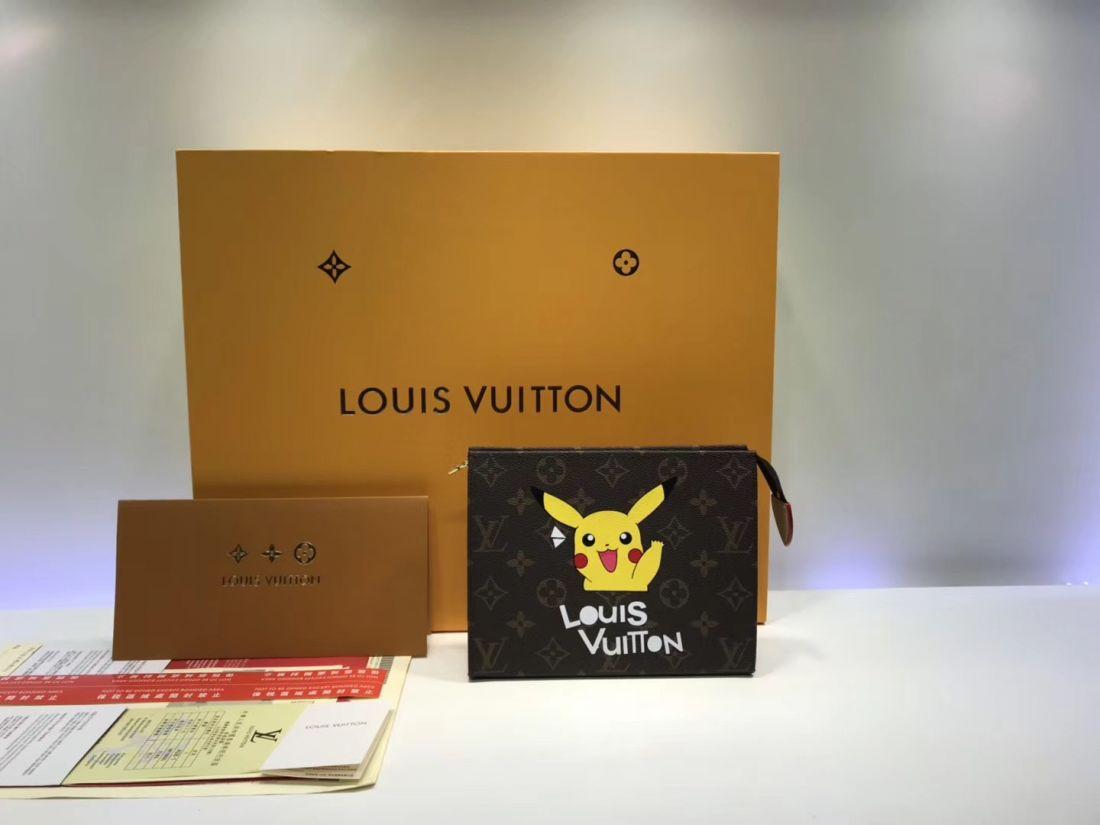 Кошелек Louis Vuitton Monogram Canvas 19 cm