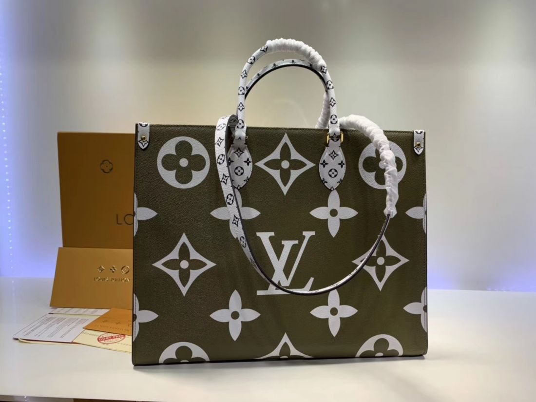 Сумка Tote LV ON THE GO