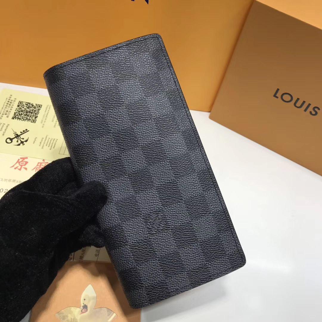 Портмоне Louis Vuitton Brazza
