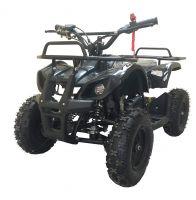 MOTAX ATV Mini Grizlik X-16 бензиновый ручной стартер черный 1