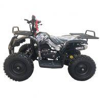 MOTAX ATV Mini Grizlik X-16 бензиновый ручной стартер черный 2