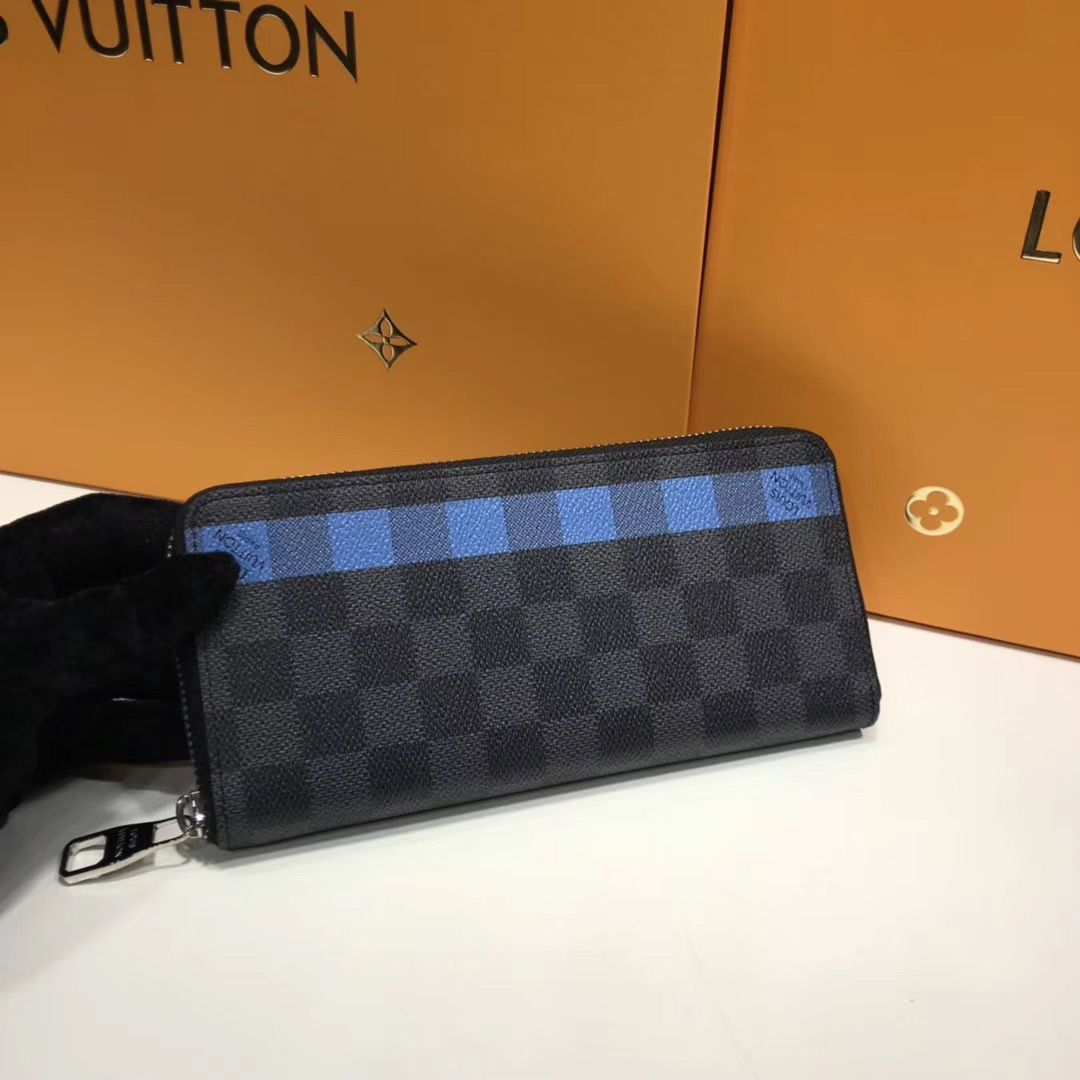 Портмоне LV Zippy Vertical