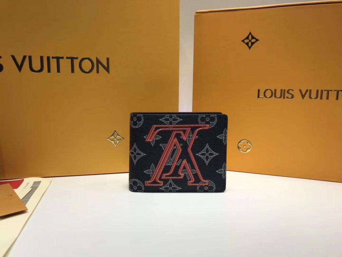 Бумажник Louis Vuitton Multiple