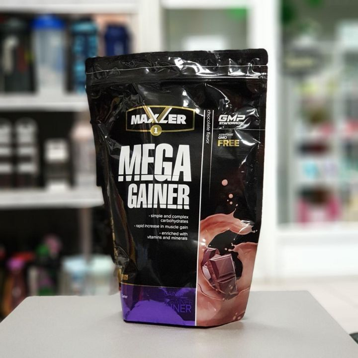 Maxler - Mega Gainer (1000г/2,2lbs)