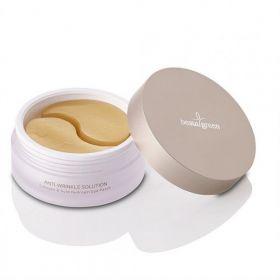 BEAUUGREEN Collagen & Gold Hydrogel Eye Patch 60шт - Гидрогелевые патчи для глаз c коллагеном и коллоидным золотом