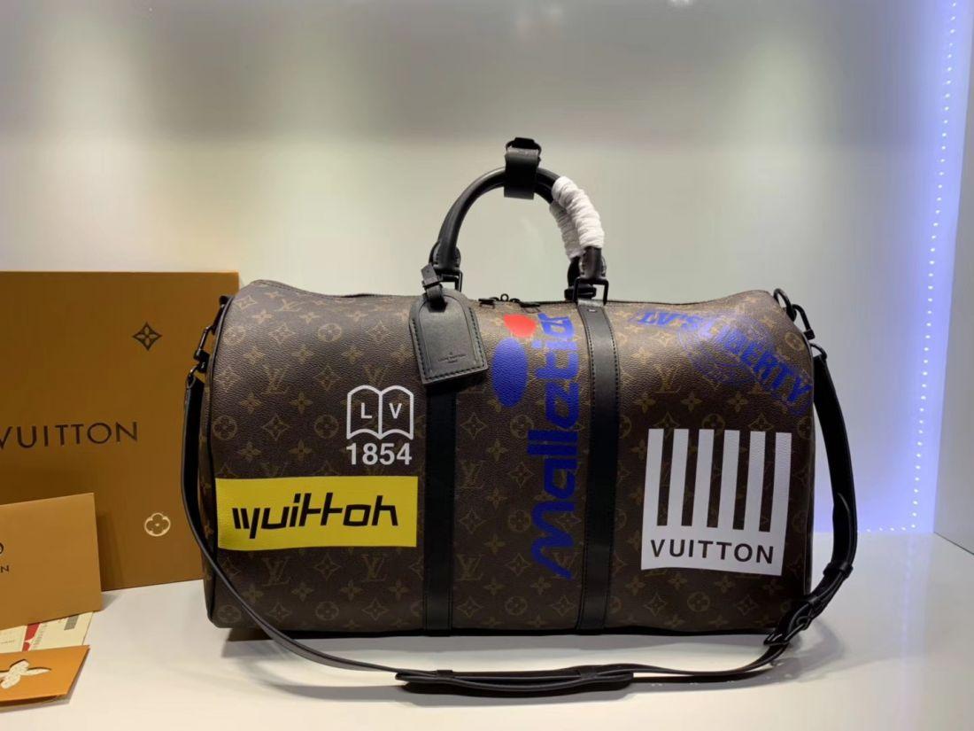 Дорожная сумка LV Keepall 50